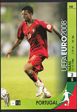 Football Card - Panini UEFA Euro 2008 - No 145 - Portugal - Nani