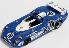 Matra MS670B #10 J-P Baltoise - F. Cevert Le Mans 1973 1:43 Ixo LMC115