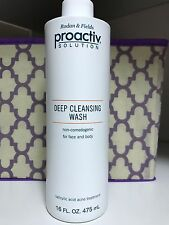Proactive Deep Cleansing Wash (Extra Large 16 oz.) (New & Sealed) FREE SHIPPING