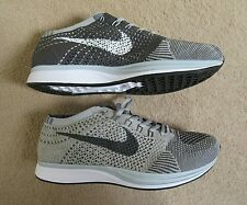 Nike Flyknit Racer Pure Platinum UK9