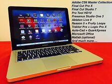 "MacBook Pro 13""  i7 TURBO 3.7GHz +16GB +1TB SSHD + VIDEO-AUDIO-PICTURE Editting"