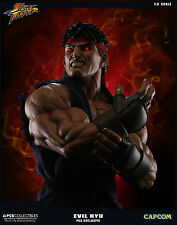 PCS Pop Culture Shock Collectibles Exclusive Street Fighter Evil Ryu