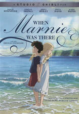 When Marnie Was There (DVD, 2015)