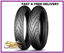 130/70-17 & 110/70-17 Michelin Pilot Street Radial Motorcycle Tyre Pair