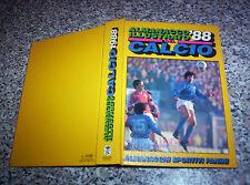 ALMANACCO ILLUSTRATO DEL CALCIO 1988 PANINI QUASI PERFETTO