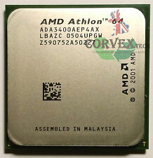 Amd Athlon 64 3400 + 2.4 ghz / 754 / Newcastle / L2 de 512 KB / 89w / ada3400aep4ax