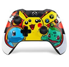 """POKEMON"" Xbox One Custom UN-MODDED Controller Exclusive Design"