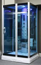 "Steam Shower Enclosure,48"" x 36"". Aromatherapy.Bluetooth.6 Year Warranty ,SALE!"