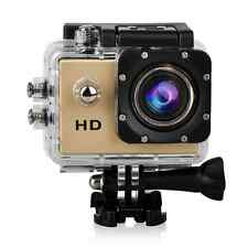SJ4000 1.5 inch HD 1080P Action Sport Mini DV Cam Helmet Camera Waterproof Gold