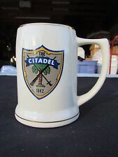 The Citadel - Class of 1964 - 10th Reunion Mug - El Cid - The Old Corps