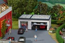 Faller 130319 Gauge H0,Garage with Drifted to Miniatures Model Building Kit 1:87