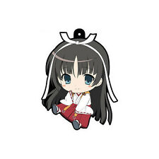 Aria the Scarlet Ammo Shirayuki Rubber Cell Phone Strap Licensed NEW