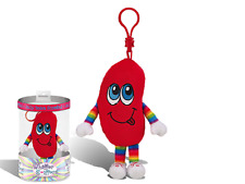 NEW-RETIRED WHIFFER SNIFFERS-JAY BEAN-JELLY BEAN SCENTED -BACKPACK KEY CLIP
