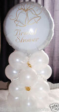 BRIDAL SHOWER HEN NIGHT PARTY FOIL BALLOON TABLE DISPLAY DECORATION AIRFILL  W