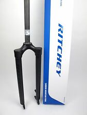 "NEW Ritchey WCS Carbon Rigid MTB Fork - 27.5"" 650b 9mm 1 1/8"" - $499 Retail"