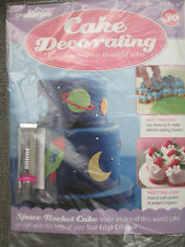 Deagostini Cake Decorating Magazine ISSUE 30 WITH STAR EDGE CRIMPER