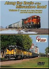 Along the Route of the Milwaukee Road DVD C Vision V 2