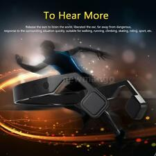 Sport Bone Conduction Headset Bluetooth Waterproof Earphone Headphone Hands-free