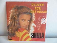SHEILA Pilote sur les ondes 49673
