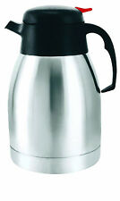 DOUBLE WALL Stainless Steel Coffee Tea THERMOS Vacuum insulated 34oz Hi Quality