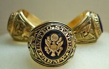 US Army ring with insignia,size 12,gift box