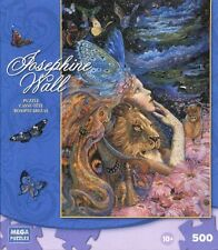 Heart and Soul 500 piece Jigsaw Puzzle Josephine Wall NEW fairy fantasy lion art