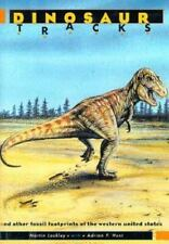 Dinosaur Tracks and Other Fossil Footprints of the Western United Stat-ExLibrary