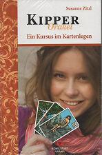 KIPPER ORAKEL - Ein Kursus im Kartenlegen - Tarot Buch mit Susanne Zitzl