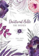 Devotional Bible for Women by Ellie Claire (2016, Hardcover)
