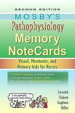 Mosby's Pathophysiology Memory NoteCards : Visual, Mnemonic, and Memory Aids...