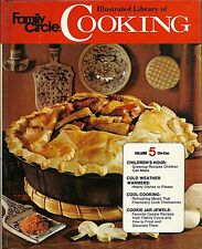 Family Circle Illustrated Library of Cooking Vol 5 Chi-Coo 1972 Hardcover U12