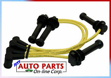 IGNITION SPARK PLUG WIRES FORD FOCUS ESCAPE 00 01 02 03 04 TRIBUTE L4 2.0L DOHC