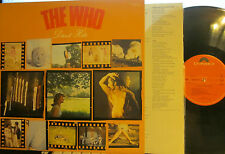 ► WHO - Direct Hits (Polydor MPS 4020) (Mono) (Japan) (with insert)