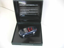 Minichamps Dealer Edition  BL471  Bentley  Continental  GTC