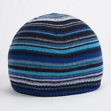 NWT $110 Paul Smith Hat - Signature Multistripe Wool/Cashmere, made in Italy.