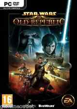 Star Wars The Old Republic for (PC DVD) SEALED NEW