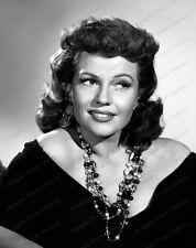 8x10 Print Rita Hayworth Beautiful Portrait #2016282