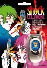 SHOCK MOBILE CELLPHONE POWERFUL HARMLESS ELECTRIC ZAP JOKE NOVELTY TRICK MAGIC