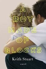 NEW A Boy Made of Blocks by Stuart Keith Hardcover Book