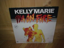 "KELLY MARIE i'm on fire 12""  MAXI 45T"