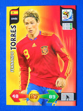 CARD ADRENALYN WORLD CUP SOUTH AFRICA 2010 - TORRES - ESPANA