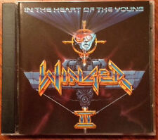 Winger - In the Heart of the Young - CD Jul-1990, Atlantic Very Good Condition