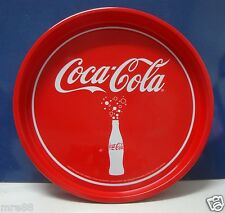 MRE * Metal Coca-Cola Serving Tray 30 Centimeters