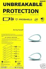 Unbreakable Reusable 6 layers screen guard glass for Panasonic T50