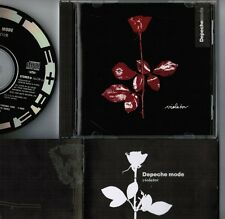 DEPECHE MODE Violator JAPAN CD w/Booklet+PS ALFA ALCB-35 1CD edition NO OBI 1MTO