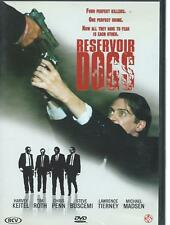 DVD - RESERVOIR DOGS TARANTINO  KEITEL / BUSCEMI/ MADSEN / ROTH - ENGLISH  NL 55