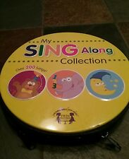 TWINSISTERS MY SING-Along Collection 15 CD Set,over 200 songs