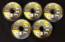 Hardy Marksman Copolymer Tippet Material 4.0lb 50m x5 Spools