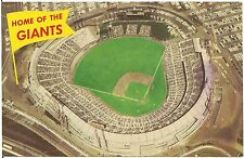 Candlestick Park in San Francisco CA Baseball Stadium Postcard