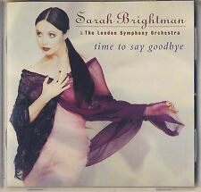 Sarah Brightman & London SO: Time to say Goodbuy (Angel) Like New